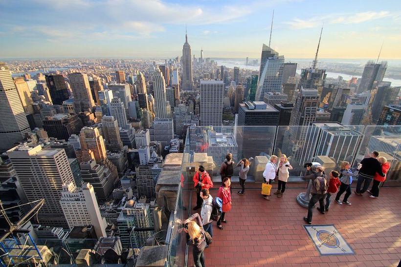 はじめてのニューヨーク 厳選したオススメ観光スポット10の名所