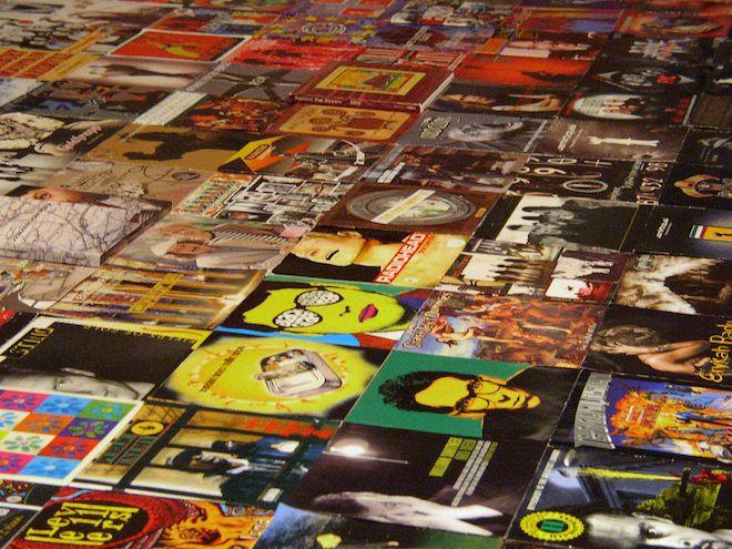 CDコレクション