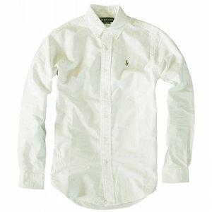 ラルフローレンボタンダウンシャツ
