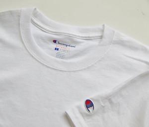 チャンピオン白Tシャツ