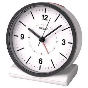 セイコー目覚まし時計