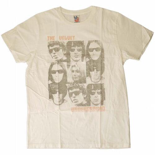 ジャンクフードロックTシャツ