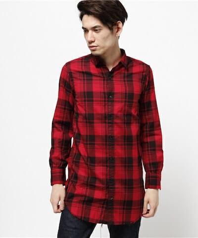 ラグスマックレガーシャツ