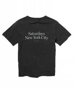 サタデーズサーフTシャツ