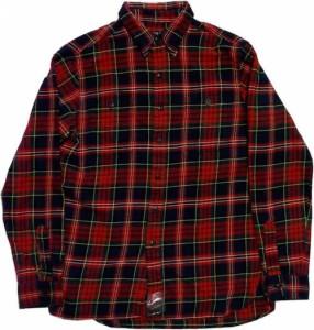 ラルフローレンネルシャツ