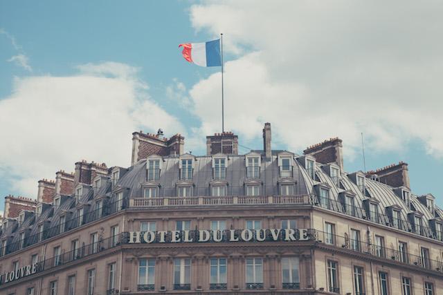 フランスの国旗