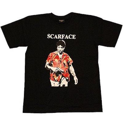 スカーフェイスTシャツ