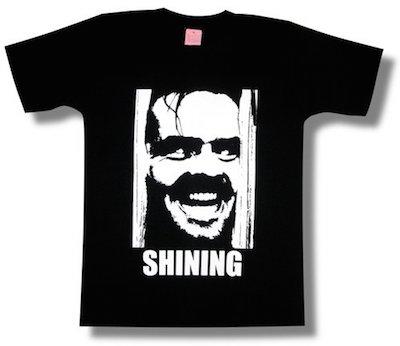 シャイニングTシャツ