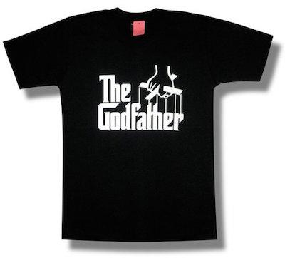 ゴッドファーザーTシャツ