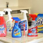アメリカの洗剤と柔軟剤