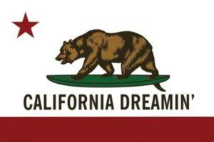 南カリフォルニアポスター