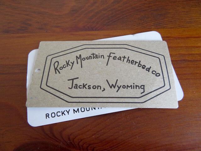 ロッキーマウンテンとは