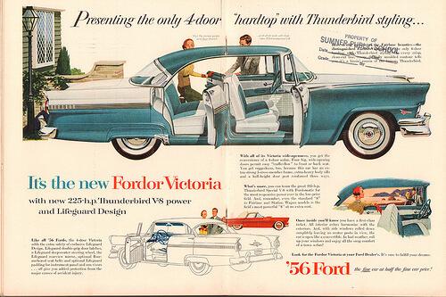 フォード社50年代