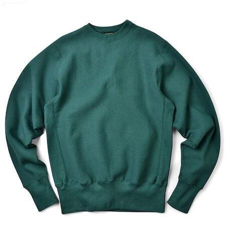 キャンバーのスウェットシャツ