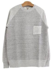 フェルメランジュのスウェットシャツ