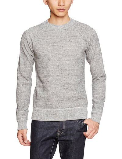 エヌハリウッドのスウェットシャツ