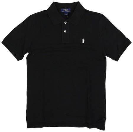 ラルフローレンのポロシャツ