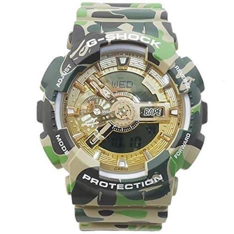 アベイシングエイプ腕時計