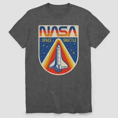 NASA Tシャツ