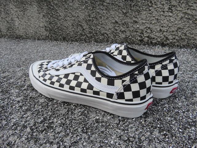 vans style36サイド部分
