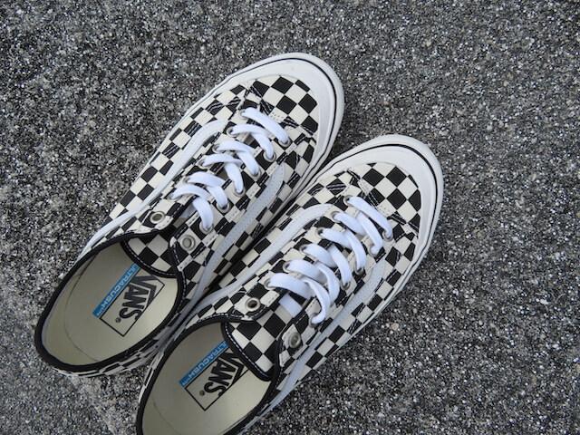 vans style36アッパー