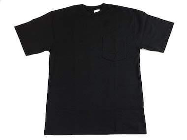 キャンバーポケットTシャツ