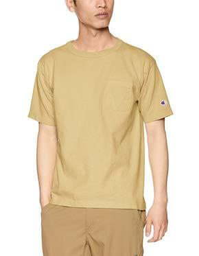 チャンピオンポケットTシャツ