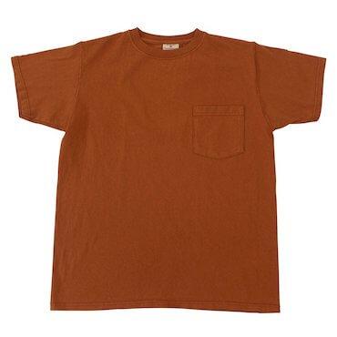 グッドウェアポケットTシャツ