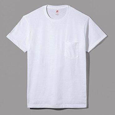 ヘインズポケットTシャツ