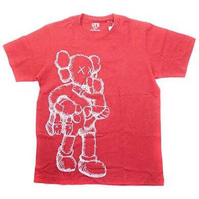 カウズTシャツ