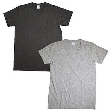 ベルバシーンポケットTシャツ