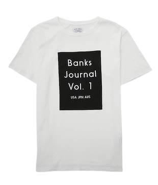 バンクスTシャツ