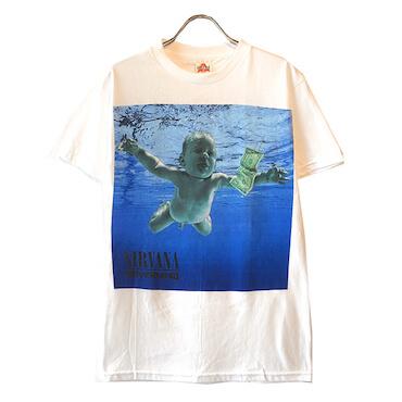 ネヴァーマインドTシャツ