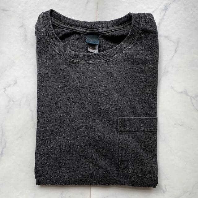 グッドオンTシャツ黒