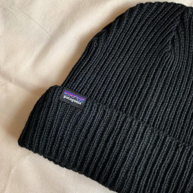 パタゴニア帽子ロゴマーク