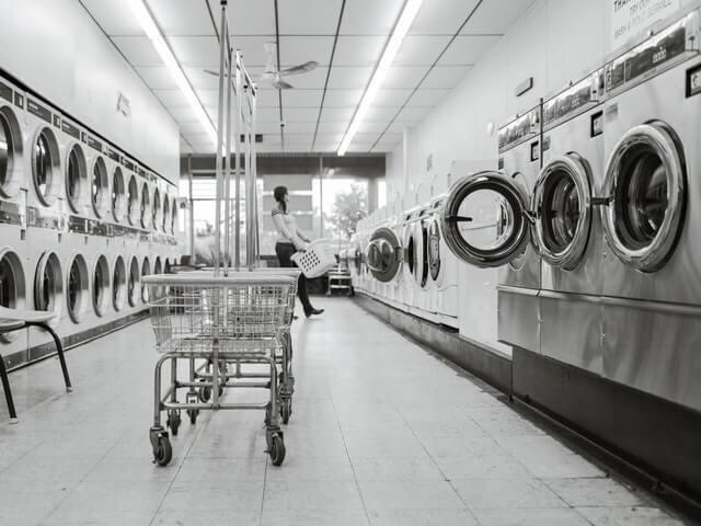 乾燥機のイメージ写真