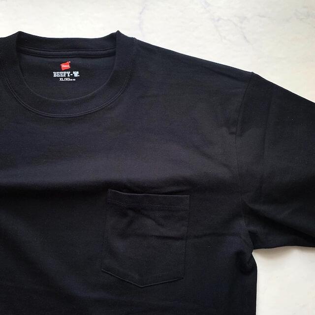 ビーフィー黒Tシャツ