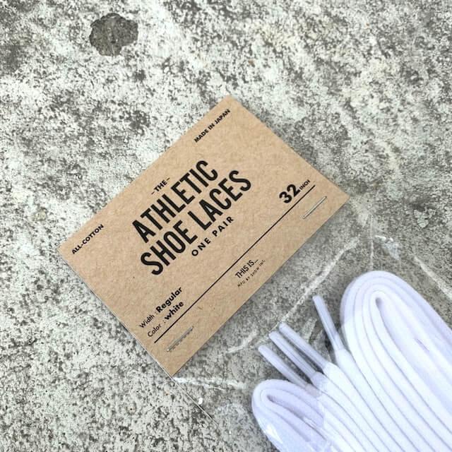 ディスイズ靴紐