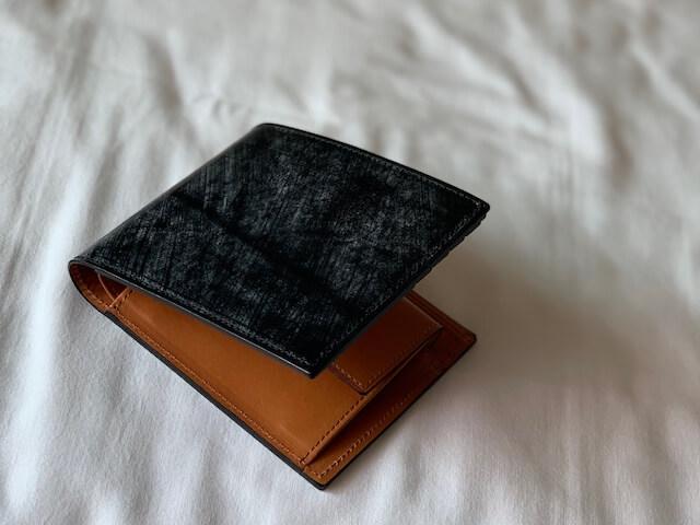 クラフストブライドルレザー財布