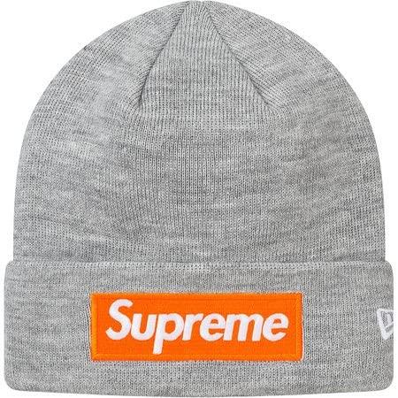 シュプリームコラボニット帽