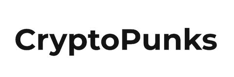 クリプトパンクスのロゴ