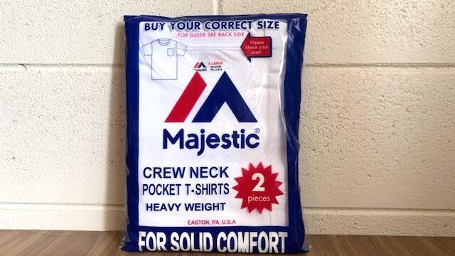 マジェスティックパックTシャツ
