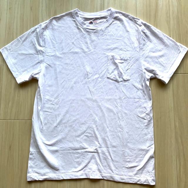 マジェスティックポケット付Tシャツ